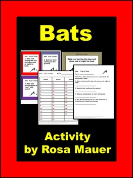 Bats Animal Lives