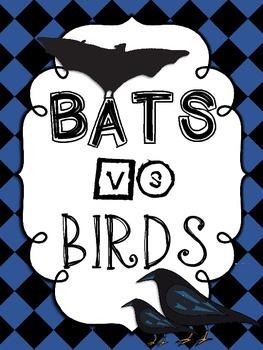 Bats vs Birds
