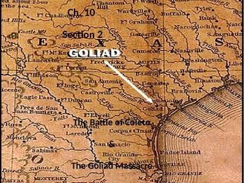 Battle of Coleto and the Goliad Massacre