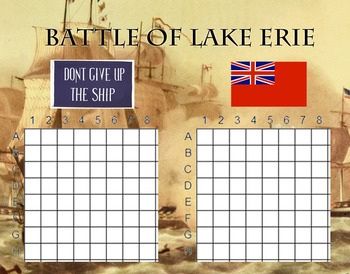 Battle of Lake Erie - Study Game