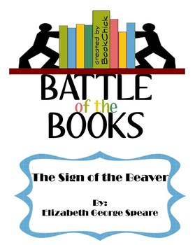 Battle of the Books Questions: The Sign of the Beaver by E