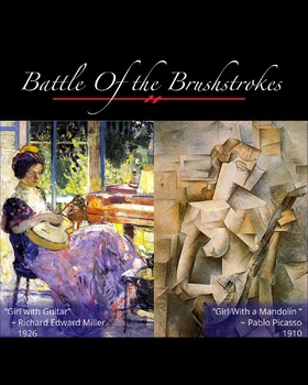 Battle of the Brushstrokes: Cubism and Impressionism