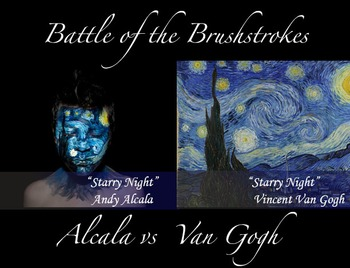 Battle of the Brushstrokes: Then and Now