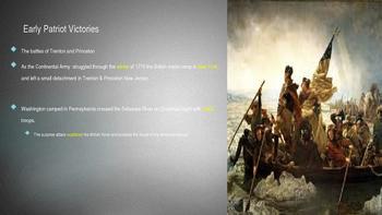 Battles of the American Revolution