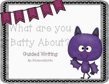 Batty About Writing Opinion Piece