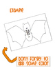 Batty Bats Found Poem
