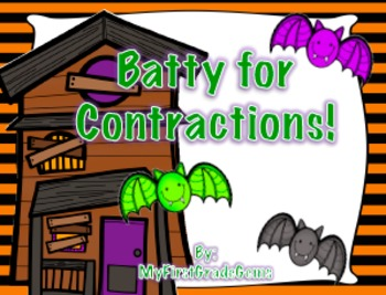 Batty For Contractions!