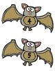 Math Centers Bats
