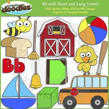 B Short and Long Vowel