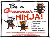 Be A Grammar Ninja!