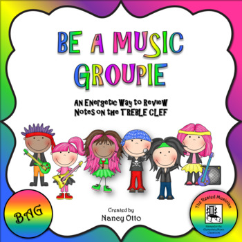 Be A Music Groupie  - Notes BAG