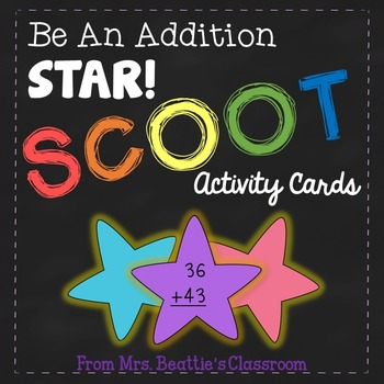 2-Digit Addition Scoot