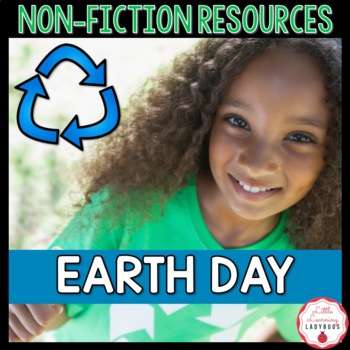 Be Green Earth Day Non-Fiction Resources {Close Reads & In