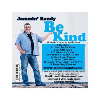 """Be Kind """"CD"""""""