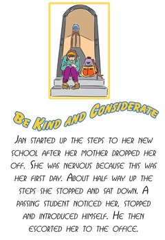 Be Kind and Considerate