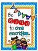 "FREEBIE: ""Be Kind to One Another"" {Poster}"