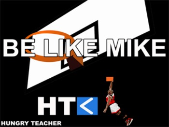 Be Like Mike