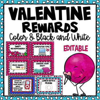 Valentine's Day Bundle- Editable
