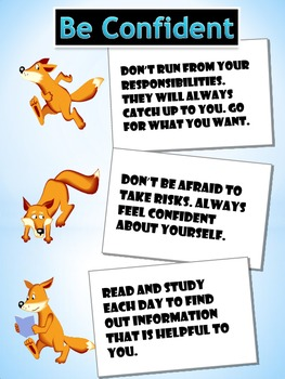 Motivational Posters:  Be Successful!