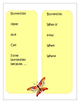 STEM - Be a Butterfly Detective - Life Cycle, Biomimicry,