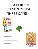 Be a Perfect Person in Just Three Days Chapter Questions