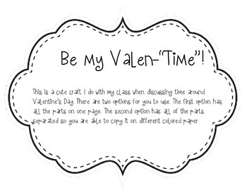 """Be my Valen-""""time"""""""