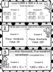 Find the Mistake: Place Value Task Cards