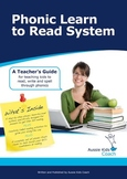 Be the Teacher: Phonic Learn To Read System