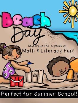Beach Activities {Summer}