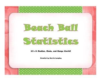 Beach Ball Statistics