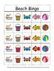 Beach Bingo!  A Speech and Language Re-enforcement and Enr