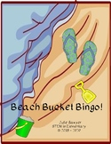Beach Bucket Bingo!