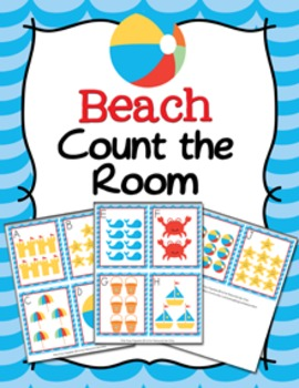 Beach Count the Room