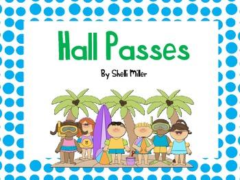 Beach Hall Passes