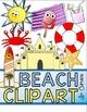 Beach Summer Clipart