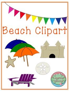 Beach Theme Clip Art