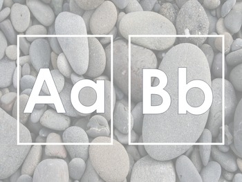 Beach Themed Classroom Jobs, Alphabet, and Numbers