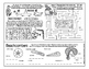 Beachcombing Two-Page Activity Set