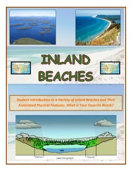 Beaches:  Inland Beaches and Lakes (Come Explore the Unite
