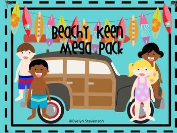 Beachy Keen Mega Pack