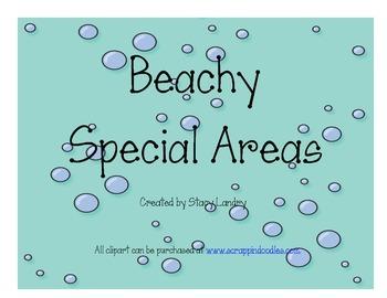 Beachy Special Areas