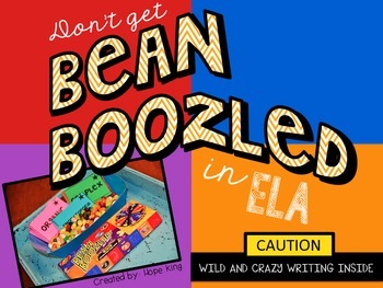 Bean Boozled: Descriptive Writing Game
