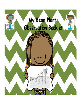 Bean Plant Observation Booklet
