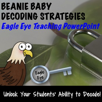 Beanie Baby Decoding Powerpoint Eagle Eye