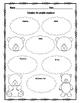Bear Books Graphic Organizer FREEBIE! Sample from Bundle o