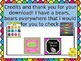 Bear Color Cards Journal Entry and Printable