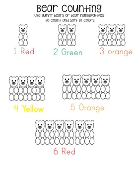 Bear Counting