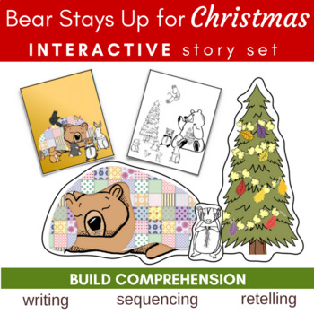 Bear Stays Up For Christmas (Storytelling, Sequencing, Sto