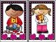 Bear-y Good Valentine (Literacy & Math Centers for Kinder)