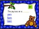 Bear-y Sweet R-controlled Vowels Activity Pack